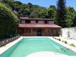 Casa à venda com 5 dormitórios em São sebastião, Petrópolis cod:1941