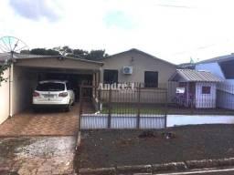 Casa à venda com 2 dormitórios em Jardim floresta, Francisco beltrao cod:167