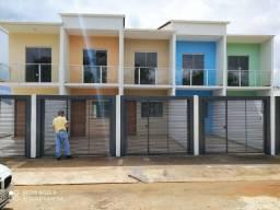 Título do anúncio: Vendo lindas casas geminadas no bairro Novo Horizonte