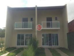 Casa com 2 dormitórios à venda, 80 m² por R$ 280.000,00 - Centro - Eusébio/CE