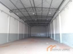 Galpão/depósito/armazém para alugar cod:165835