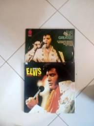 Álbuns Elvis Presley em ótimo estado
