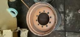 Roda de trator Aro 25 com 10.furos
