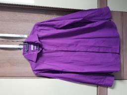Camisa social masculina de grife Michael Kors - tamanho M - original