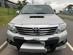 Toyota Hilux SW4 2015 Raridade 5p - 2015