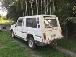 Vendo Gurgel Carajas Diesel 87 - 1987