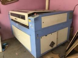 Máquina laser cnc barato urgente