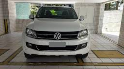 VW - Amarok Highline 2013, automática, diesel, 4x4, único dono - 2013
