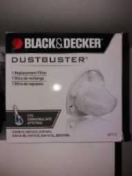 Filtro novo para aspirador de pó portátil da Black & Decker