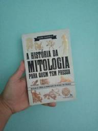 Livro sobre mitologia!