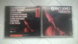 CD Quincy Jones And His Orchestra ?? The Quintessence Jazz