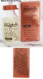 Produtos para cabelos Boticário e Avon