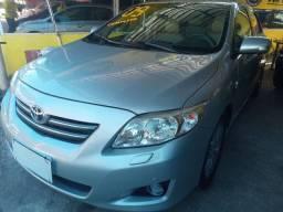 Vendo Toyota Korolla Se-g 1.8 2009 - Completo * Entrada + 48x R$ 799,00 * C/ GNV
