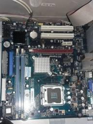 Placa pw-945gcx pcwares ddr2 socket 775