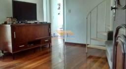 Cobertura à venda com 3 dormitórios em Palmares, Belo horizonte cod:40703