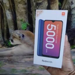 REDMI 8A 32 GB da Xiaomi. Novo lacrado com garantia e entrega imediata hoje
