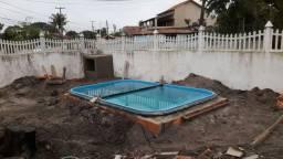 Linda piscina de 3.80x2.60x1.30  e só R$6.290,00 AVISTA