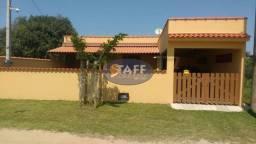 @RE#Belíssima Casa com 02 Quartos e amplo quintal em Unamar!!!
