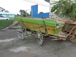 Carroça antiga