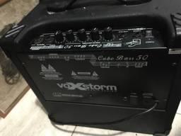Cubo/ Caixa para som VOXTROM nova