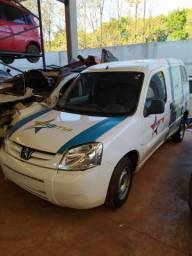 Sucata Peugeot Partner 1.6 16v 2015