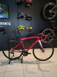 Bicicleta Specialized Tarmac Sport Disco Hidráulico