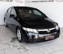 Honda Civic LXS 1.8 Blindado Completo Impecável