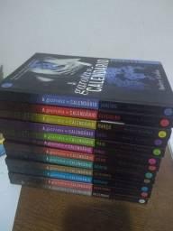 Coleção-- 12 livros