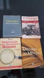 Livros de filosofia