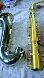 Manutenção em Instrumentos de sopro (Luthier)