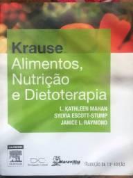 Livro nutrição krause Dietoterapia