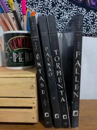 Saga Fallen- Lauren Kate (livro)