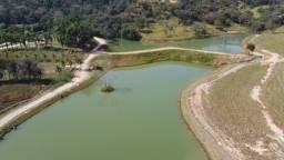 Título do anúncio: 2 hectares com lago privativo Fazendinhas em Sete Lagoas TTJ
