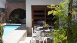 Venda ou aluga excelente casa, 4 suítes com piscina, próximo ao Le Parc