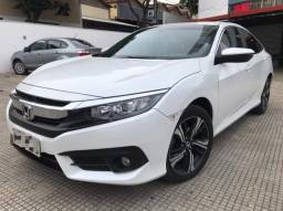 Honda Civic EX Cvt 2017 Em Ótimo Estado
