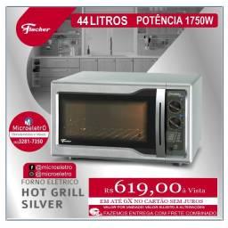 Forno Elétrico Hot Grill line Fischer