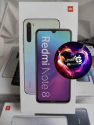 O melhor de 2021! REDMI Note 8 da Xiaomi.. NOVO LACRADO COM GARANTIA