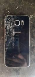 Vendo Samsung S6 com Defeito