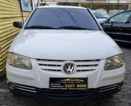 Título do anúncio: VW Gol 1.0 G4 flex, ar condicionado. Carro conservado. Confira!