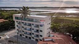 Título do anúncio: Flat com 2 dormitórios à venda, 44 m² por R$ 365.000 - Porto de Galinha