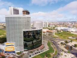 Apartamento com 3 dormitórios para alugar, 96 m² por R$ 1.900/mês - Mirante - Campina Gran
