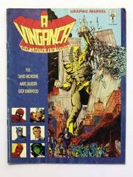 Graphic Marvel n.3 - A Vingança do Monolito Vivo [Marvel? ?|? ?HQ? ?Gibi? ?Quadrinhos]? ?