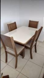 mesa 4 cadeiras promoção!!!