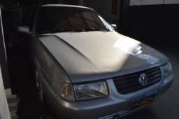 Volkswagen santana 2003 1.8 mi 8v gasolina 4p manual