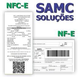 Título do anúncio: Sistema Programa Emissor NFe(NF-e), NFCe(NFC-e) Administrativo