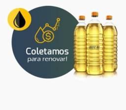 Vendo óleo cozinha usado tenho quase 10mil litros