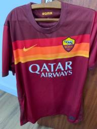 Título do anúncio: Camisa Roma 20/21