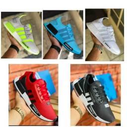 Título do anúncio: Promoção Tênis Adidas Nmd e Adidas Yeezy ( 120 com entrega)