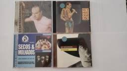 Lote CDs - Ney Matogrosso (1 Lacrado) + Secos & Molhados