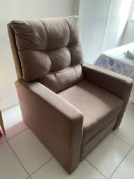 Poltrona reclinável (Cadeira do Conforto)